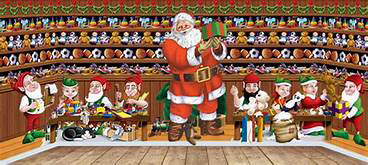 Kris Kringle's: The Gift of Christmas