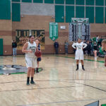 Boatright's big fourth leads Lady Dawgs over Eagles 43-29