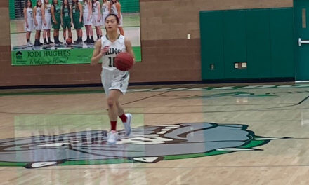 Lady Bulldog season ends at Pahrump 50-33