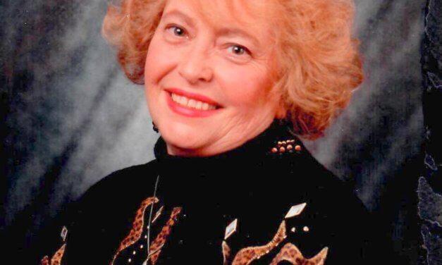 Shirley Nelda Nielsen-Obituary