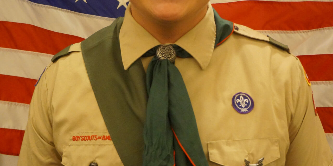 Jeremy Perkins-Eagle Scout