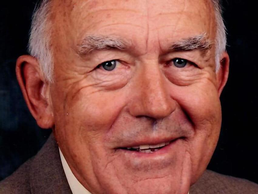 Karl Olaf Gustaveson-Obituary