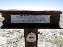 The California Trail Through Nevada