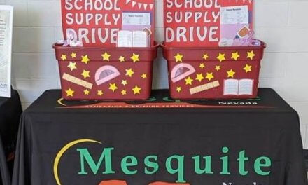 Last few days of National School Supply Month Drive