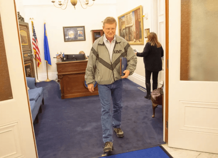 Nevada Independent: Amodei, over a cancer scare, weighs congressional seniority in decision to run for governor