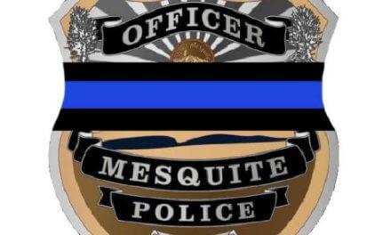 Mesquite Police Department- Arrests July 24-31, 2021