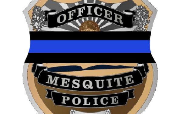 Mesquite Police Department Daily Log Aug 21