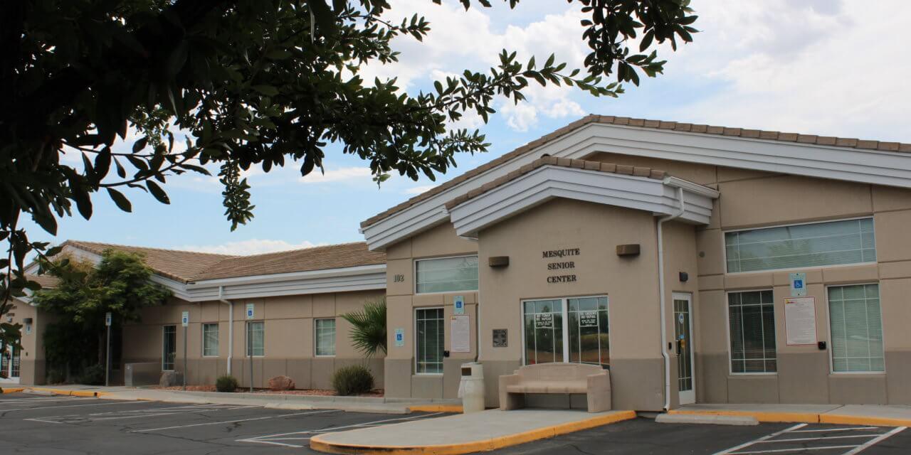 Mesquite Senior Center Information and  August Newsletter