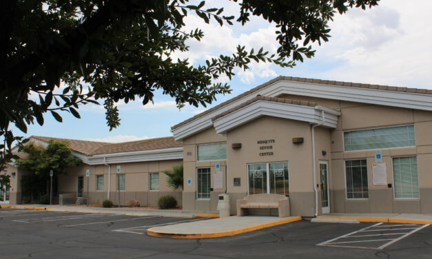 Mesquite Senior Center September Newsletter