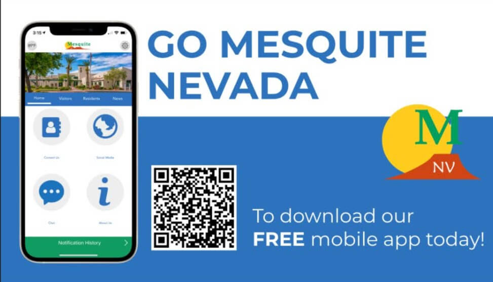 GO MESQUITE, NEVADA APP
