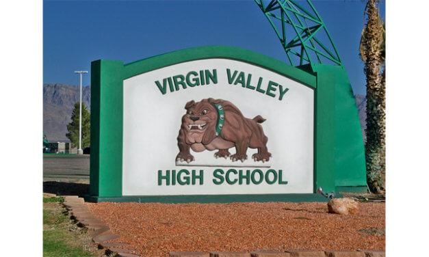 Virgin Valley High Event Calendar Sept 6 – 12, 2021