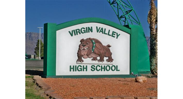 Virgin Valley High Weekly Calendar Aug 16 – 22, 2021