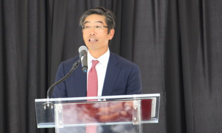 Lee honored with Celebration of Life at UNLV