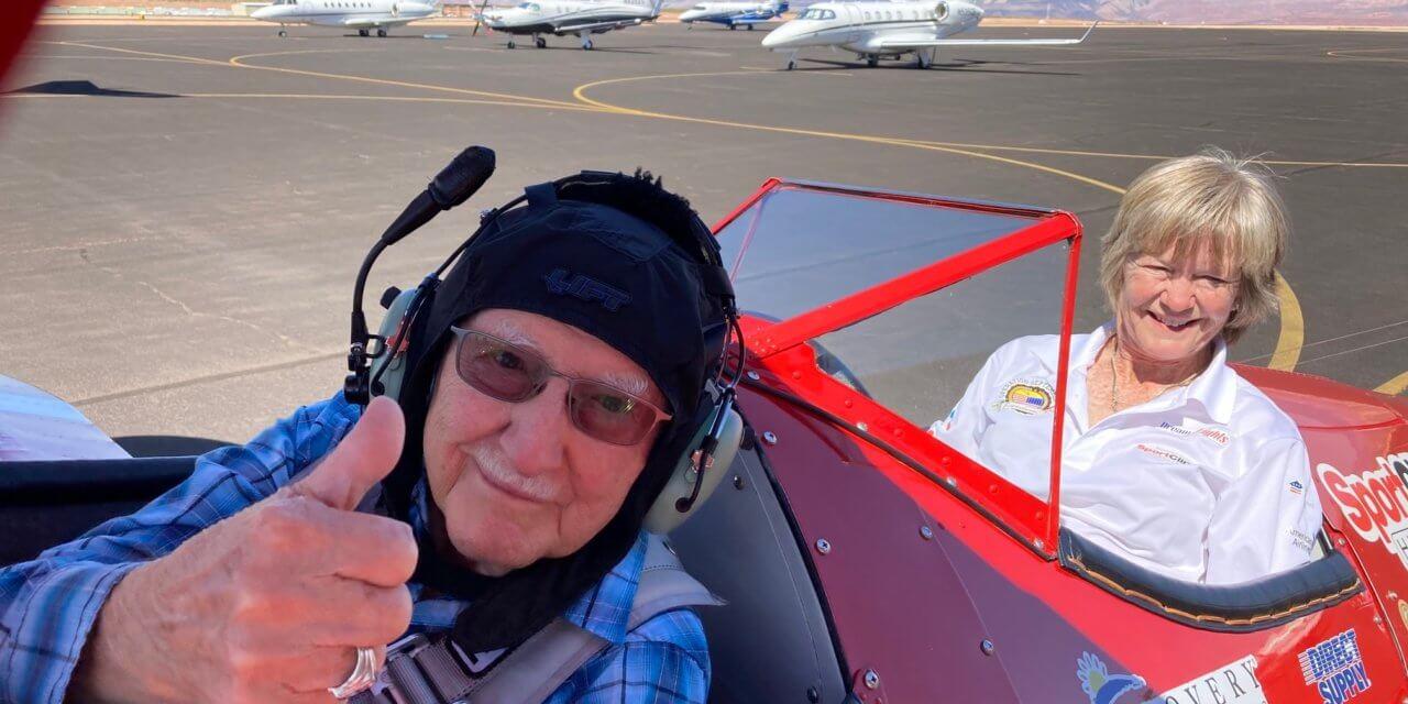 Local war veterans get to take Dreamflight