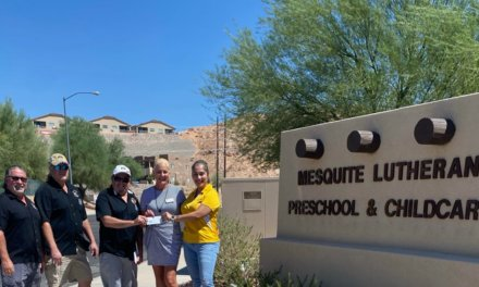 Elks make donations to Mesquite organizations