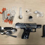 Two from Wyoming Arrested for Drugs and Firearm Charges