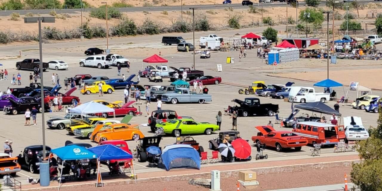 Super Run Car Show – A Super Success