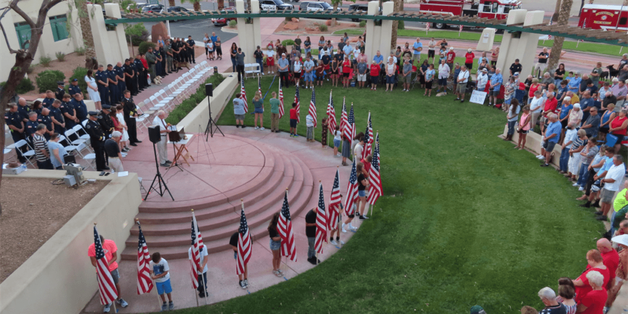 """9/11 Ceremony """"A Day To Remember"""""""