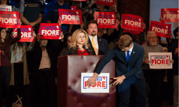 The Nevada Independent: Fiore enters crowded GOP gubernatorial primary field