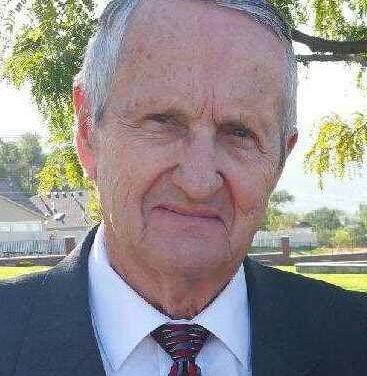 Obituary: Gordon Neil Stimpson